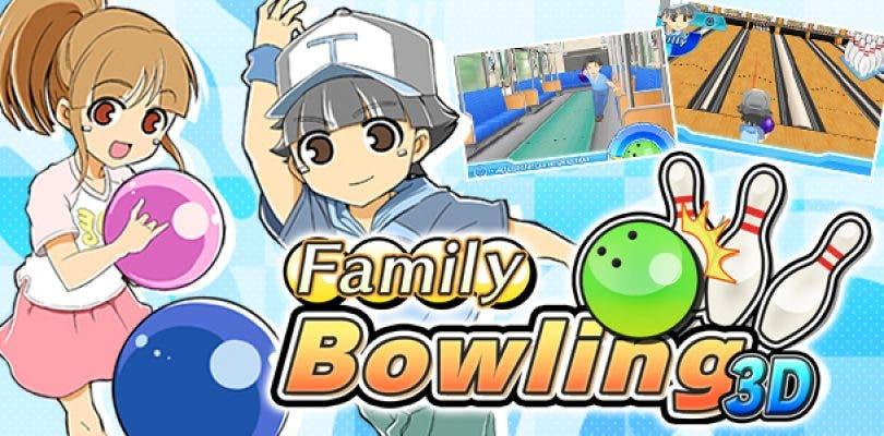 Ya podemos disfrutar de un nuevo tráiler de Family Bowling 3D