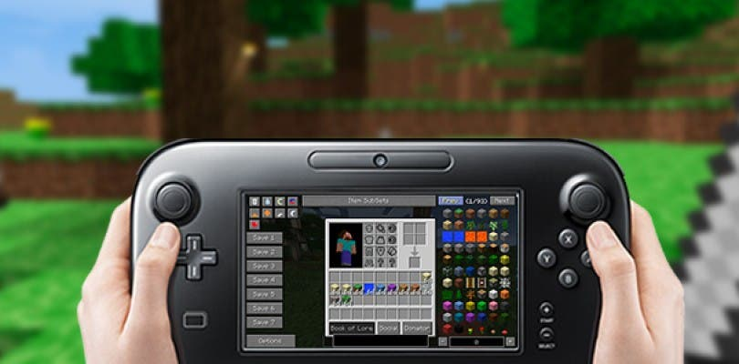Según PEGI la versión de Minecraft para Wii U llegaría hoy