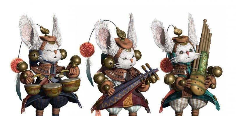 ¿Queréis moguris en Final Fantasy XV?