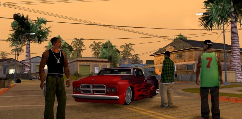 PlayStation 3 recibirá GTA: San Andreas en formato físico el 1 de diciembre