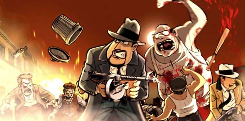 Guns, Gore & Cannoli llegará a PlayStation 4 antes de final de año