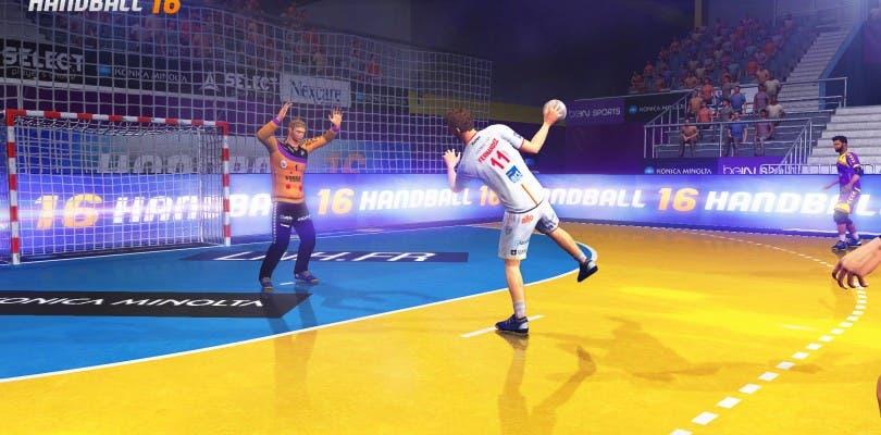 Handball 16 ya tiene fecha de lanzamiento