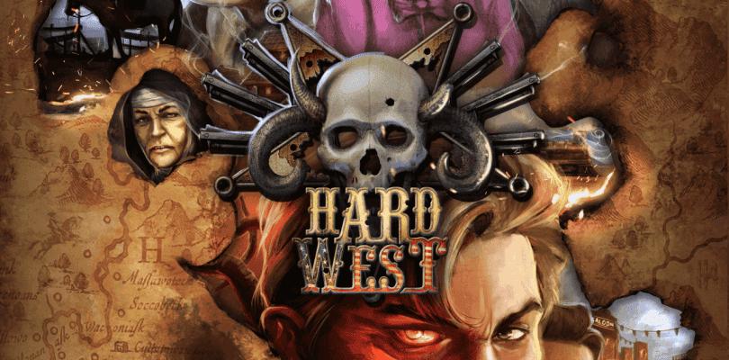 Presenciamos los 15 primeros minutos de Hard West