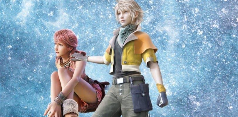Hope y Vanille de Final Fantasy XIII llegan a Final Fantasy: Record Keeper