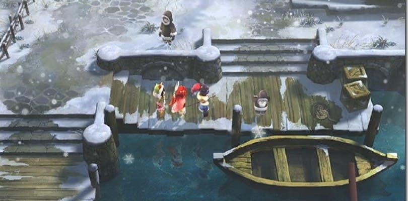 Square Enix da nueva información de Ikenie to Yuki no Setsuna