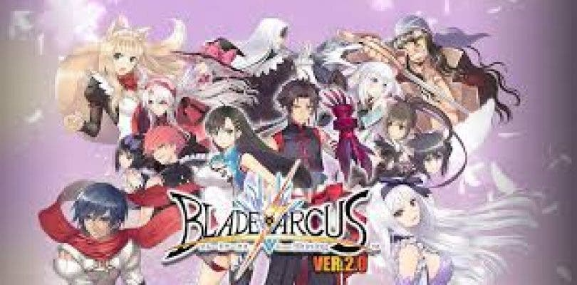 Dos nuevos vídeos gameplay de Blade Arcus from Shining EX