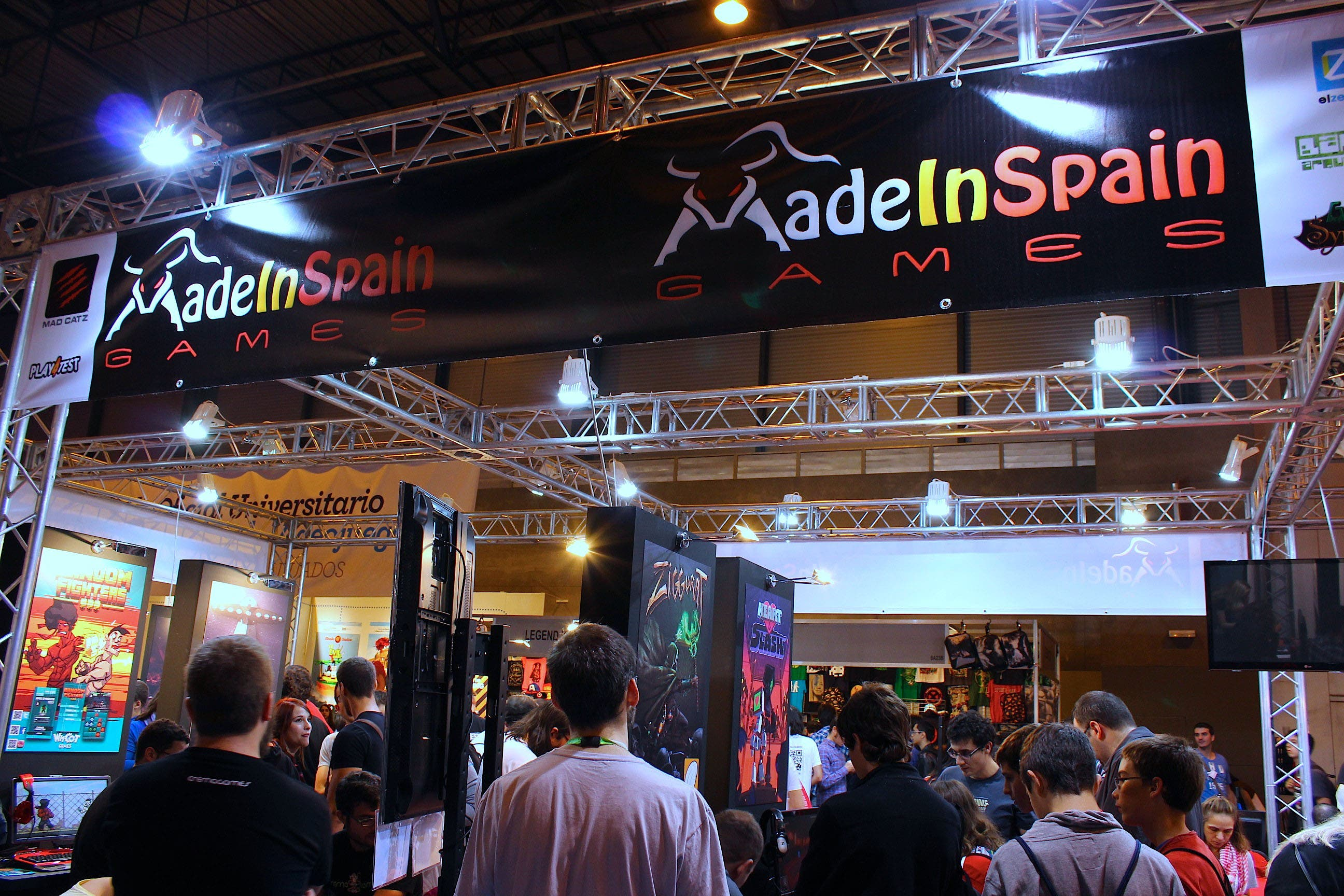 indie madrid games week