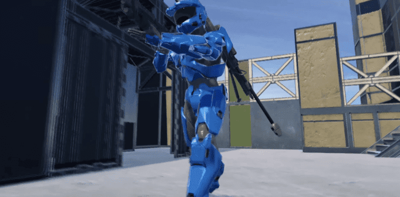 Installation 01 es el Halo creado por fans para PC