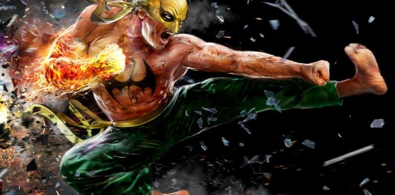 Se desmiente oficialmente la cancelación de Marvel's Iron Fist