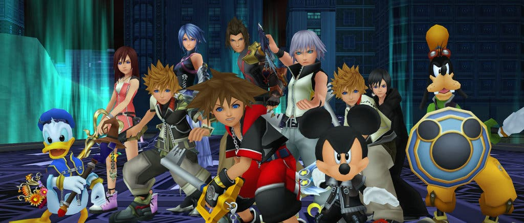 kingdom hearts characters