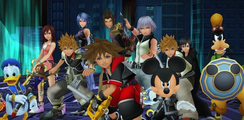 Kingdom Hearts III y FFVII Remake no llegarán antes de 2017