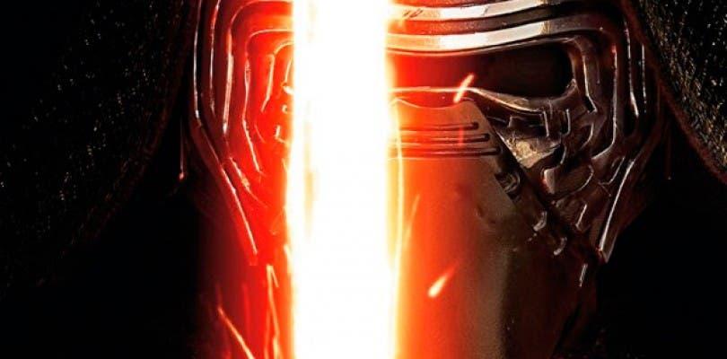 Nueva imagen de Kylo Ren en Star Wars VII