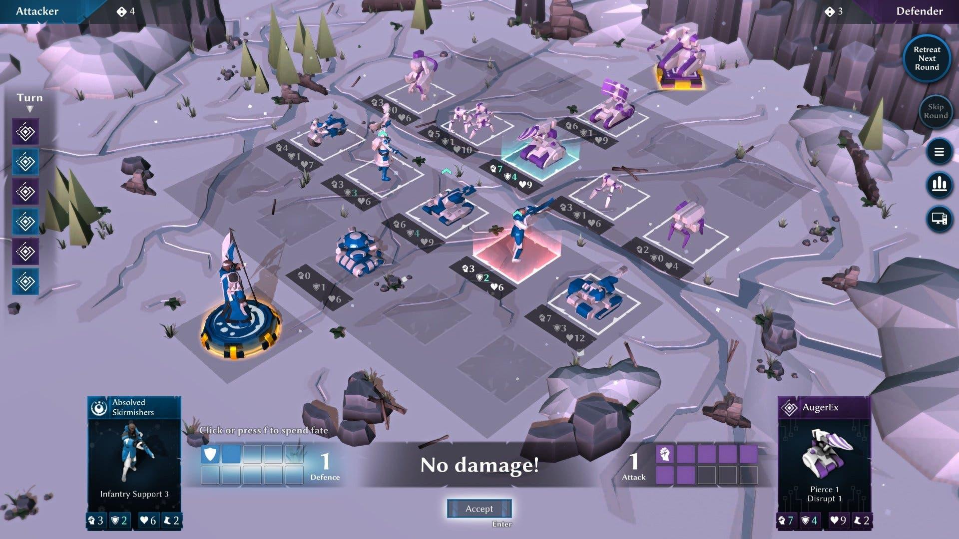 Las batallas tendrán un componente muy táctico