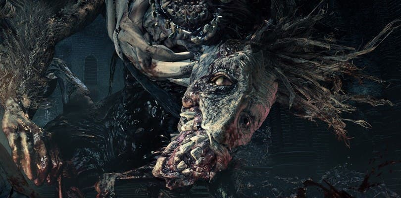 Extenso gameplay de Bloodborne: The Old Hunters