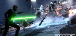 Star Wars Battlefront recibe su segundo parche antes de salir