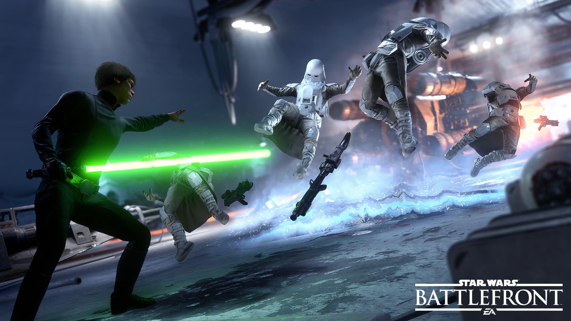 Imagen de Star Wars Battlefront recibe su segundo parche antes de salir