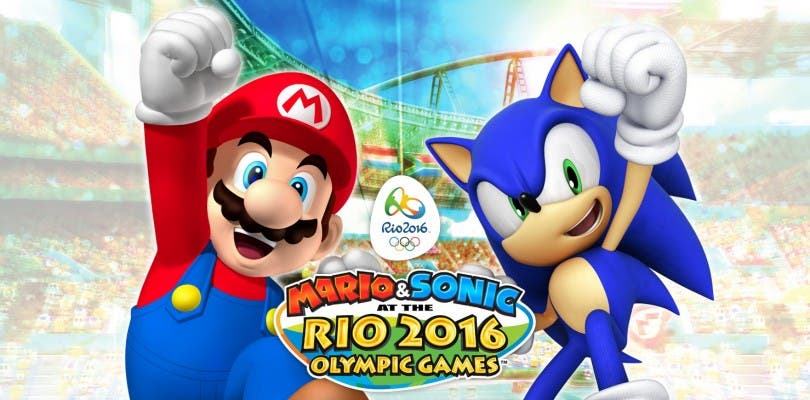 Se desvelan numerosos detalles de Mario & Sonic en los Juegos Olímpicos de Río 2016