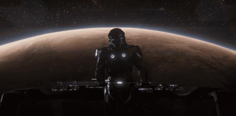 Nuevas imágenes promocionales de Mass Effect: Andromeda