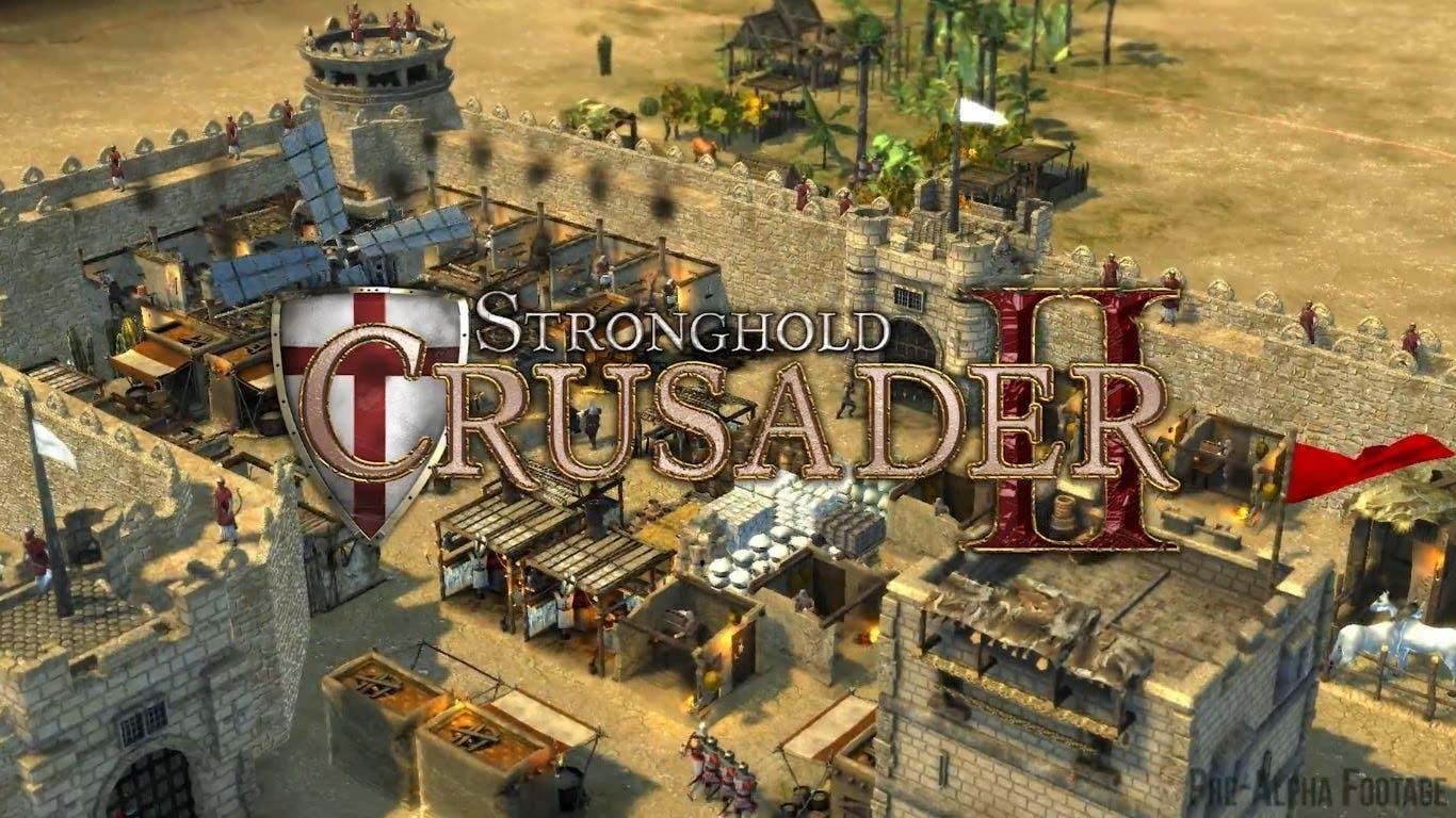 Imagen de Stronghold Crusader 2: Ultimate Edition ya disponible en Steam