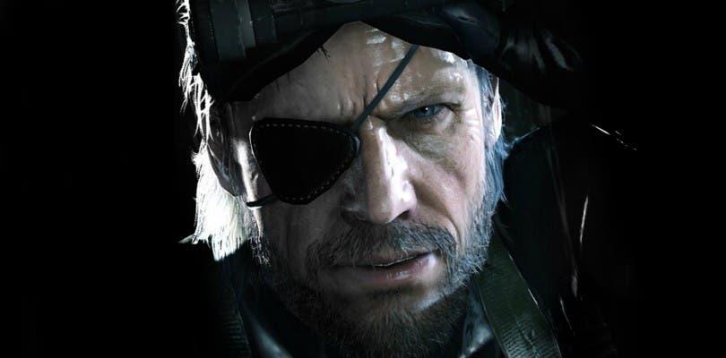 Metal Gear Solid V: Ground Zeroes + The Phantom Pain ya es oficial