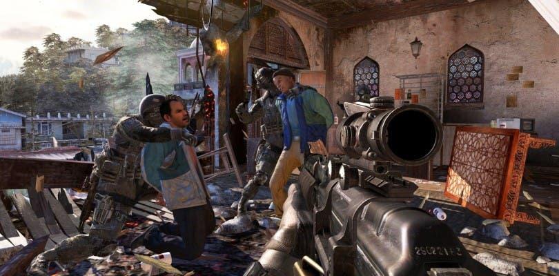 Sledgehammer Games trabaja en un nuevo título
