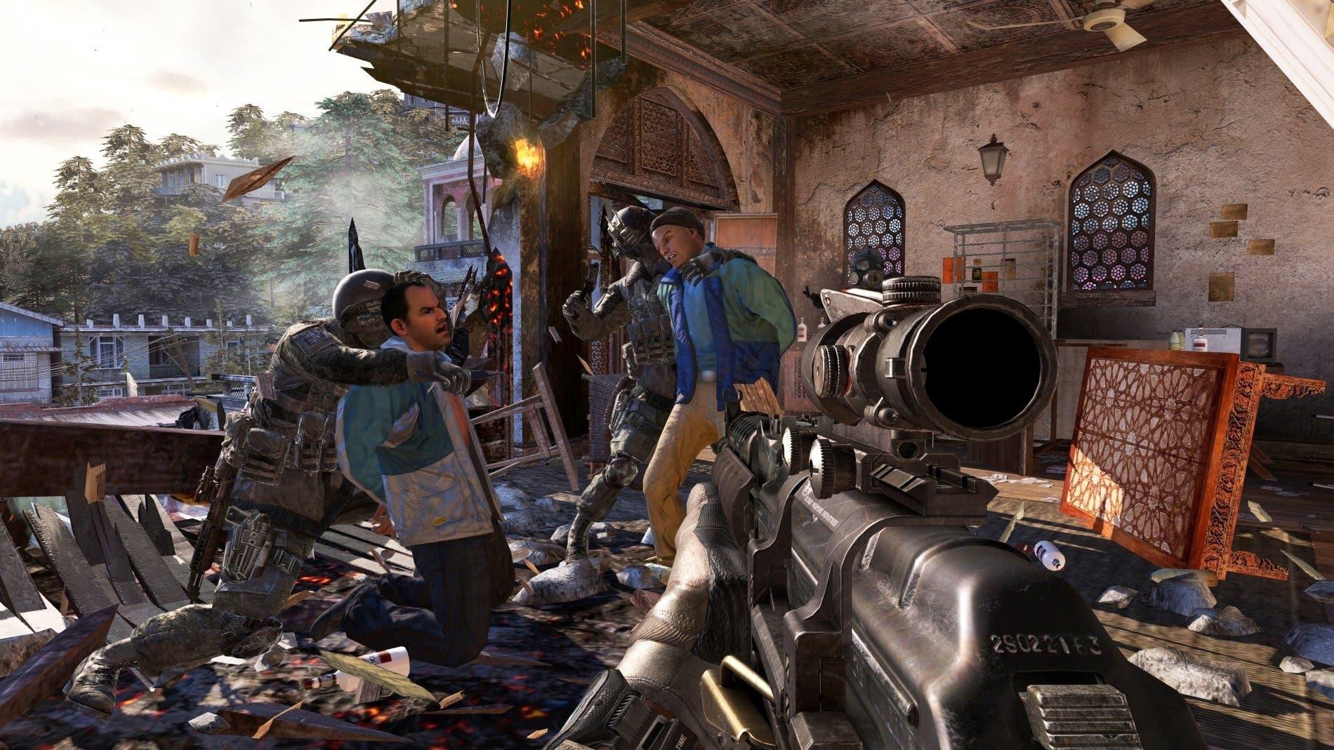 Imagen de Sledgehammer Games trabaja en un nuevo título