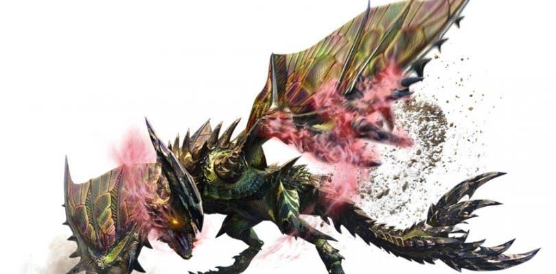 Nueva galería de imágenes de Monster Hunter X