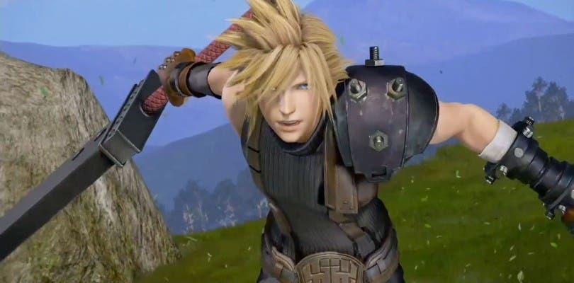 Nuevo gameplay de Cloud en Dissidia Final Fantasy