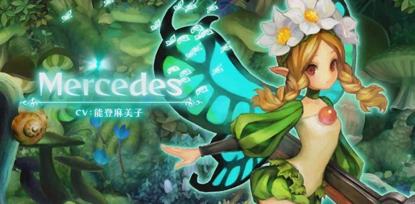 La bella hada Mercedes protagoniza el nuevo tráiler de Odin Sphere: Leifdrasir