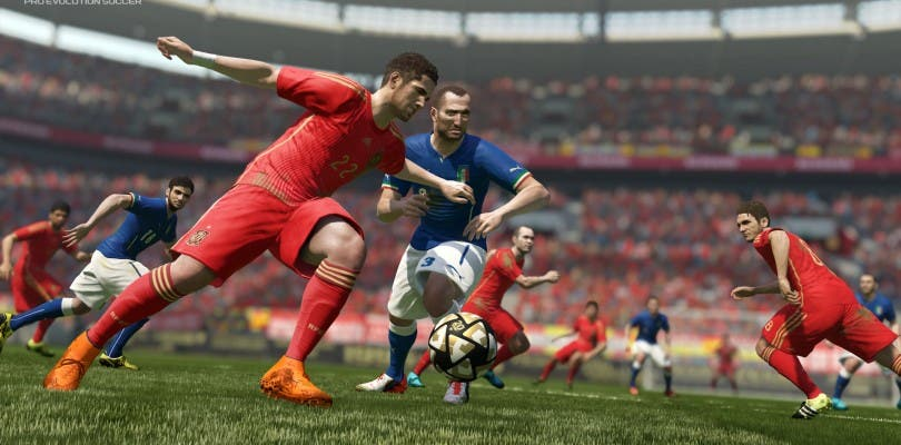 Ya disponible la versión gratuita de Pro Evolution Soccer 2016
