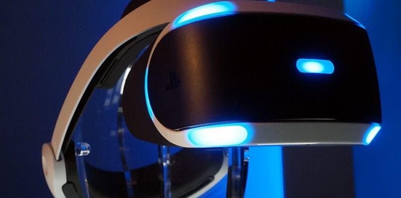Según una firma tecnológica, PlayStation VR podría vender 1,5 millones en 2016
