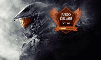 Halo 5: Guardians, mejor juego del mes de octubre