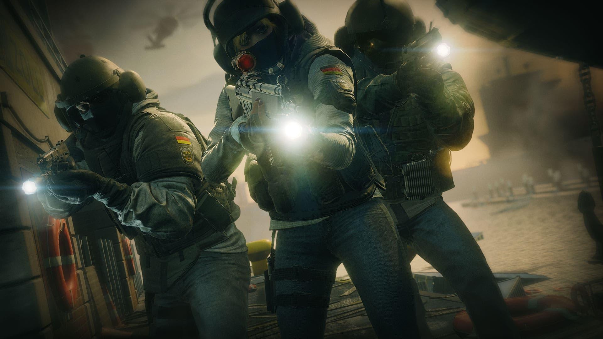Imagen de Rainbow Six Siege supera los 50 millones de jugadores
