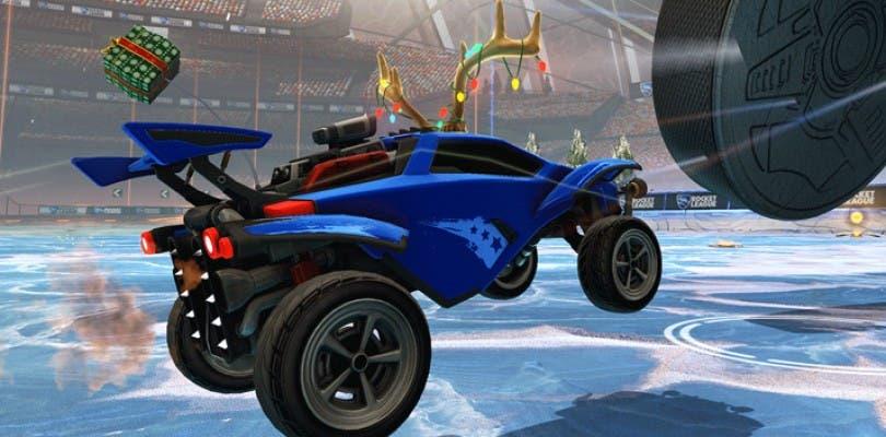 Rocket League estrenará soporte 4K en PlayStation 4 Pro