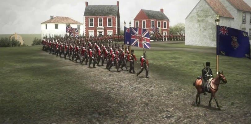 Scourge of War: Waterloo ya está disponible en Steam