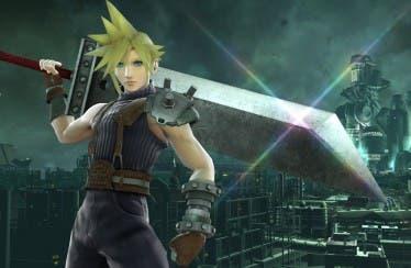 Se confirma a Cloud como luchador en el elenco de Super Smash Bros.