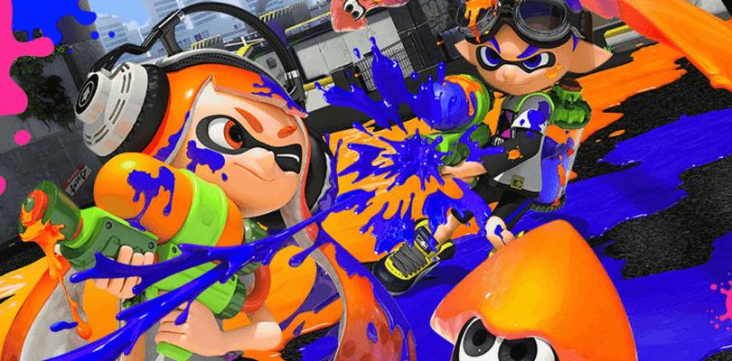 Splatoon va camino de ser el shooter más vendido en Japón