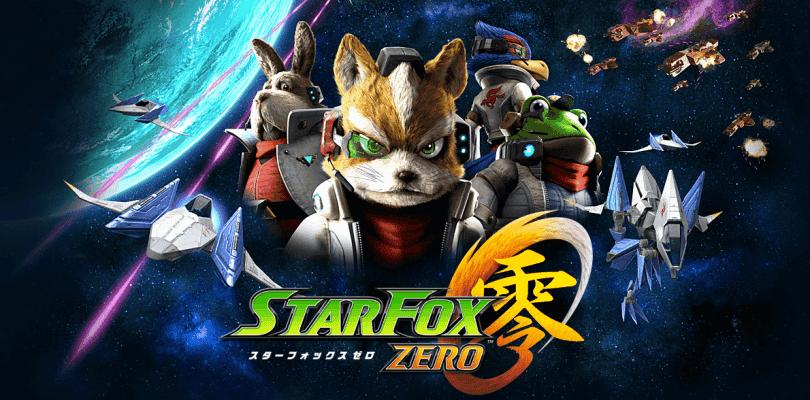 Ya está disponible la web oficial de Star Fox Zero
