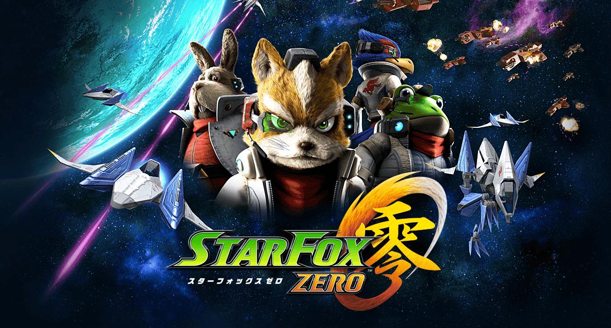 Imagen de Ya está disponible la web oficial de Star Fox Zero