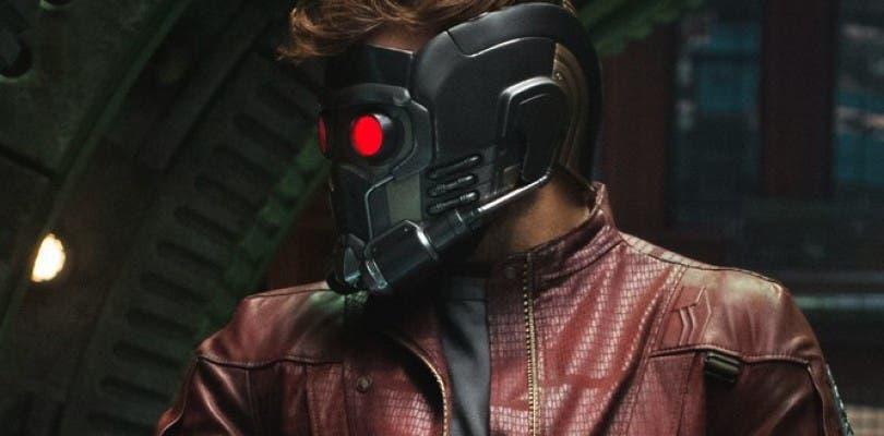 Revelado un diseño alternativo de Star Lord en Guardianes de la Galaxia