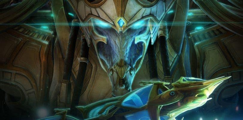 Blizzard comienza a regalar StarCraft II a algunos usuarios