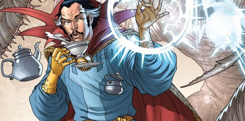 Confirmado de manera oficial el reparto de Doctor Strange