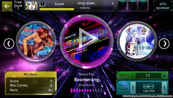 superbeat xonic analisis review ps vita playstation vita 1