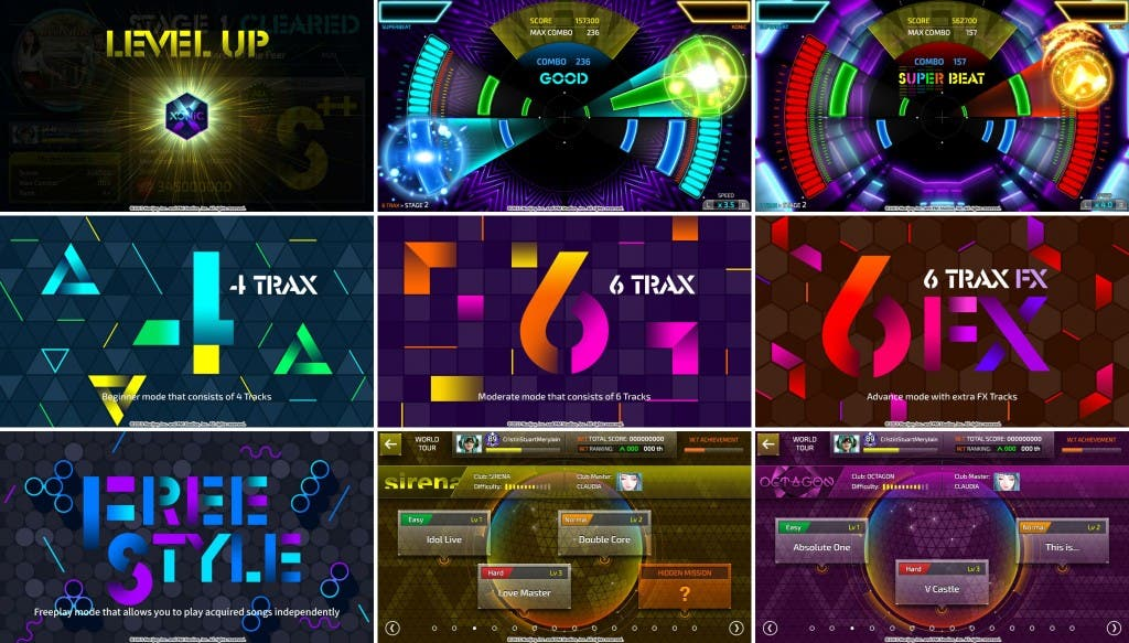 superbeat xonic analisis review ps vita playstation vita 2