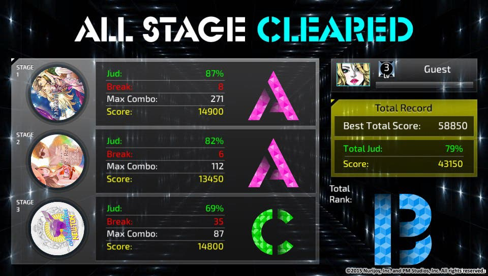 superbeat xonic analisis review ps vita playstation vita 3