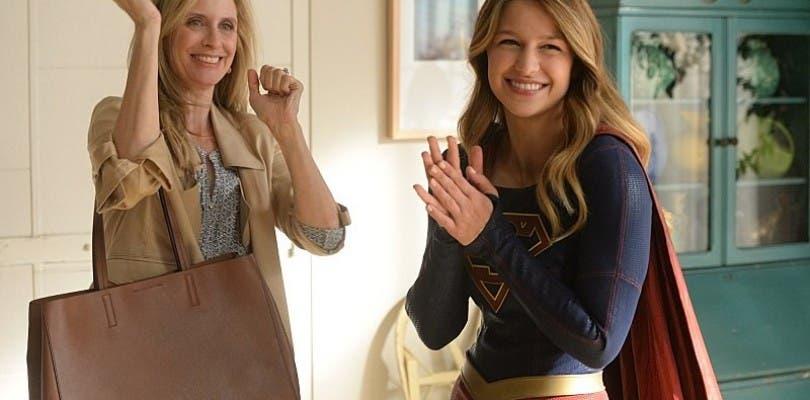 Supergirl renueva finalmente para una segunda temporada