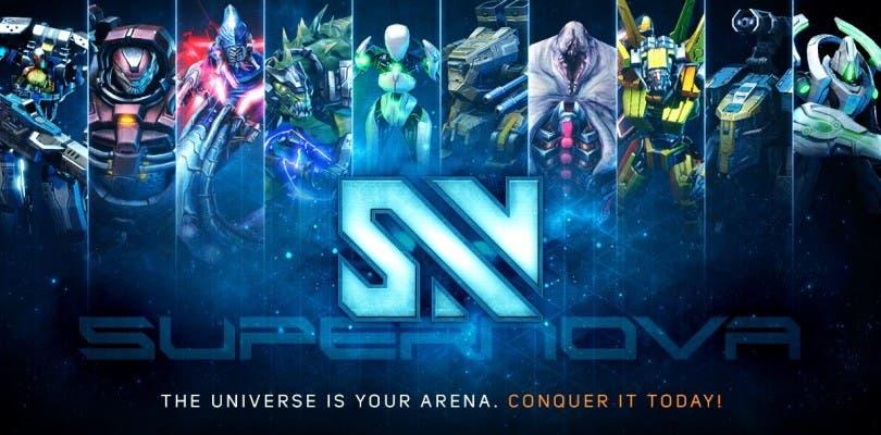 Comienza la segunda beta de Supernova, el MOBA de Bandai Namco