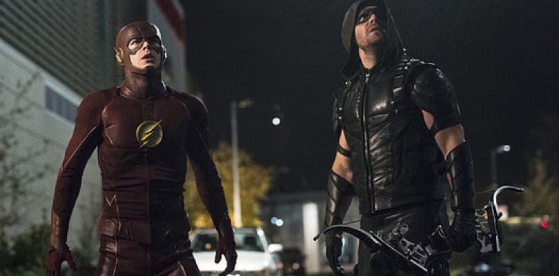 Nuevo póster del crossover entre The Flash y Arrow