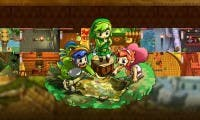The Legend of Zelda: Tri Force Heroes se actualiza