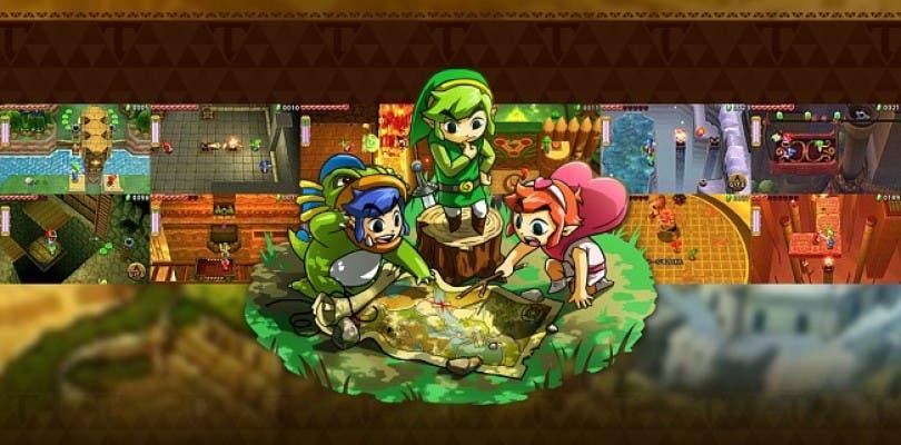 Pobres ventas de The Legend of Zelda: Tri Force Heroes en América